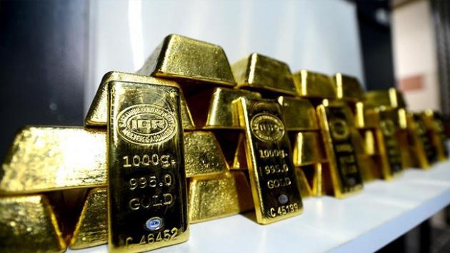 Altının kilogramı 113 bin 400 lira oldu