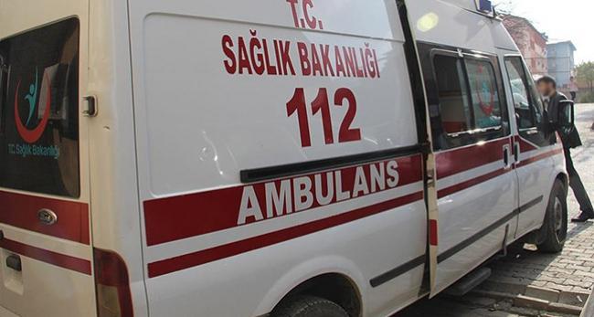 Kırıkkale'de trafik kazaları: 14 yaralı