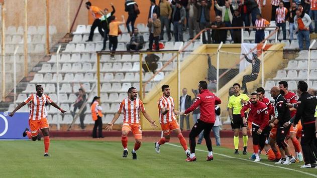 Süper Lig'e son adım