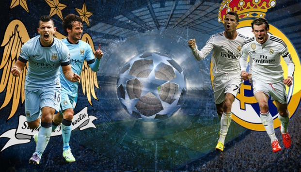 Manchester CityReal Madrid maçı bugün TRT'de