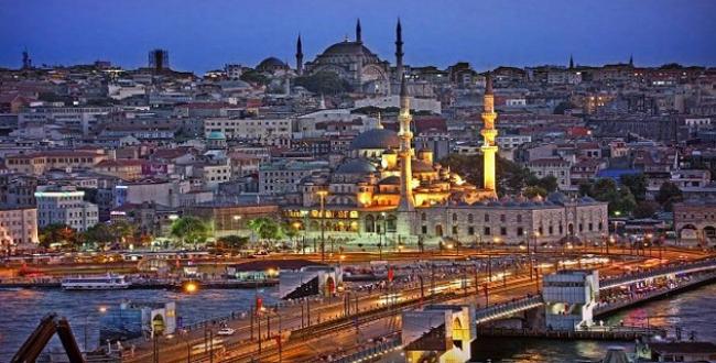 İstanbul'a Çevre Dostu Şehirler Ödülü'