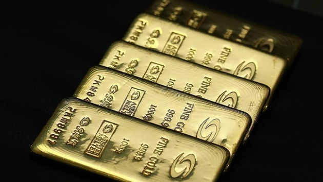 Altının kilogramı fiyatı geriledi