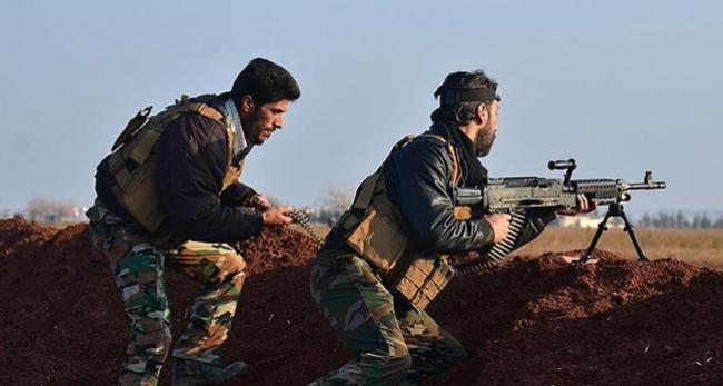 Suriyeli muhalifler DAİŞ ile çatıştı
