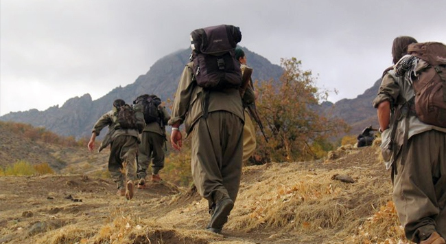PKK, sivilleri kalkan olarak kullanıyor