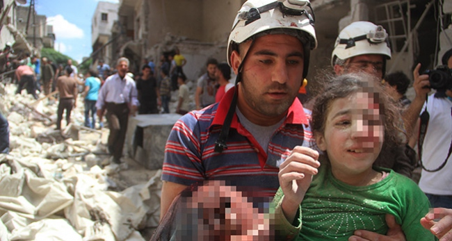 Hamas, Halep'teki saldırıları kınadı