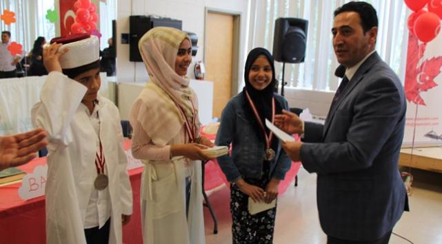 Kanada'da Kur'an'ı Kerim'i güzel okuma yarışması düzenlendi