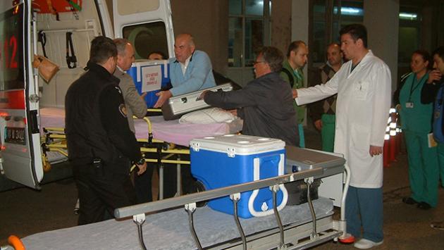 Organları 7 kişiye hayat verecek