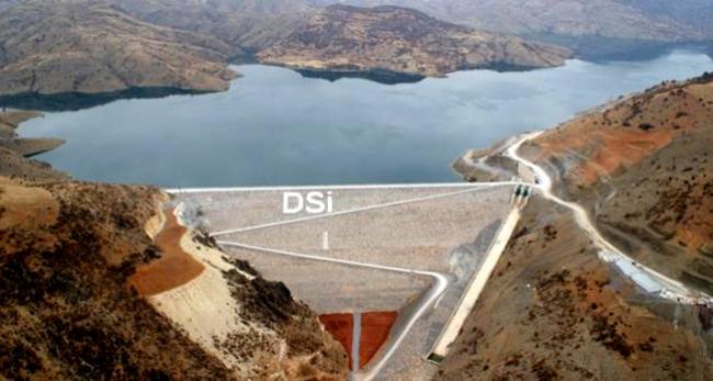 Kütahya'da 74 bin dekar zirai arazi suya kavuşacak