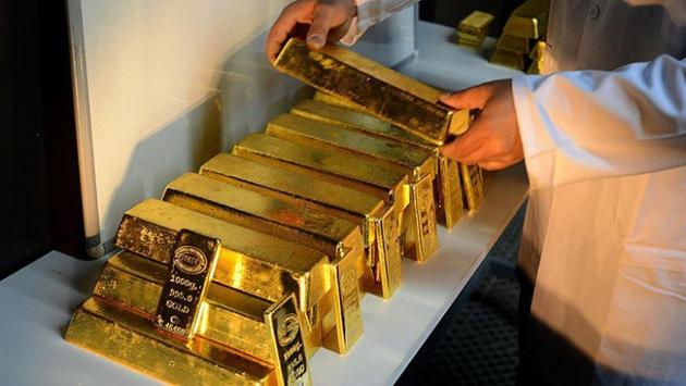 Altının kilogrm fiyatı 123 bin 500 liraya yükseldi