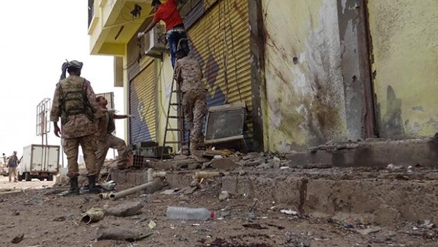 Yemen'de çatışma: 35 ölü