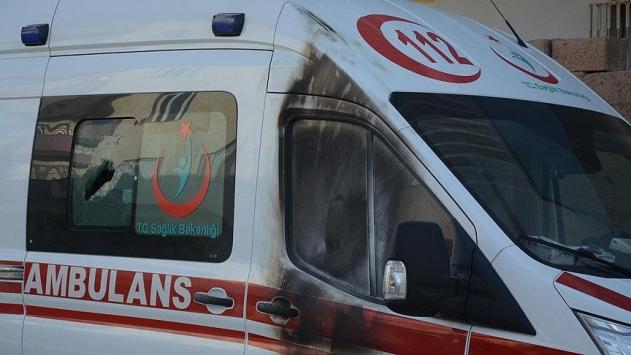 Terör saldırısında yaralanan kişi hastanede şehit oldu