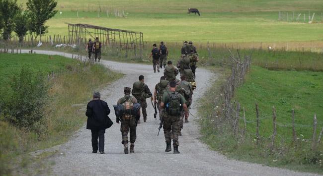 Ordu'da operasyonlar sürüyor