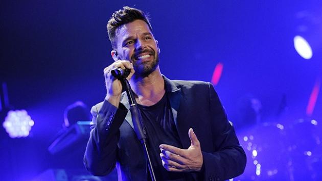 Ricky Martin, EXPO 2016 Antalya'da konser verdi