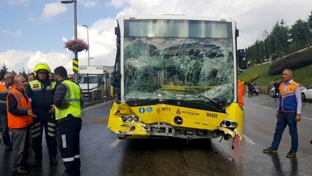 İstanbul'daki metrobüs kazası saldırganı tutuklandı