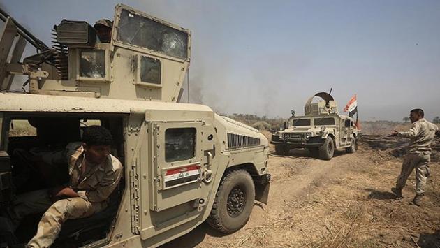 Irak'ta 33 DEAŞ militanı öldürüldü