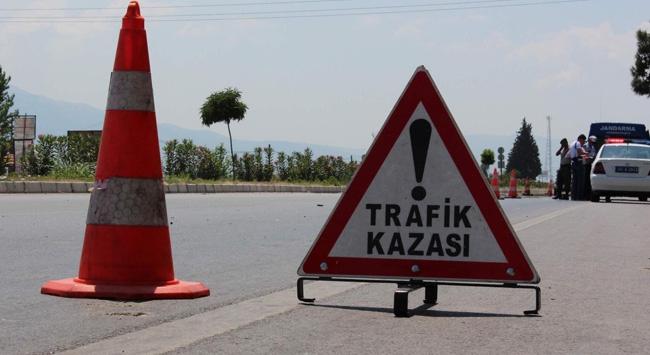 Tuzla'da trafik kazası : 1 yaralı