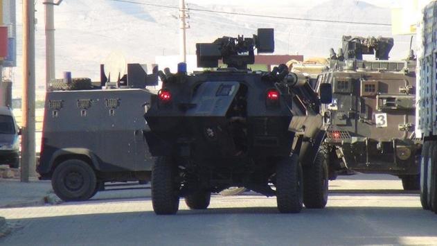 Bitlis'te 5 köyde sokağa çıkma yasağı ilan edildi