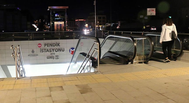 İstanbul'da KartalTavşantepe arası metro hattı açıldı