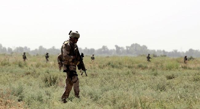 Irak ordusu Hayyu elBekr bölgesinde kontrol sağladı