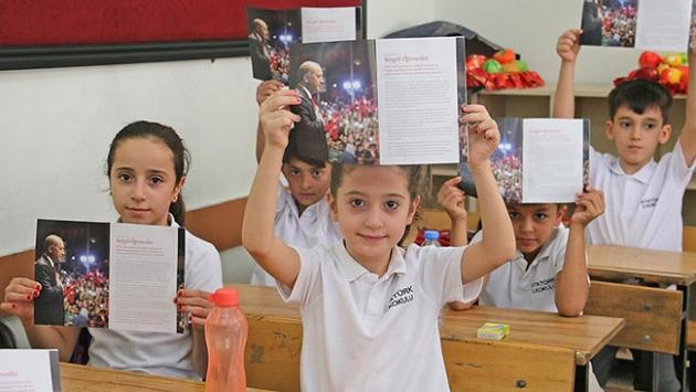 '15 Temmuz Demokrasi Zaferi'nin müfredat çalışmaları başladı