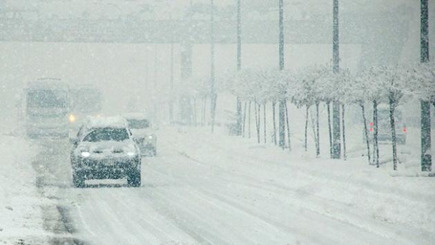 Kuzeydoğu'da sıcaklık düşüyor, kar geliyor