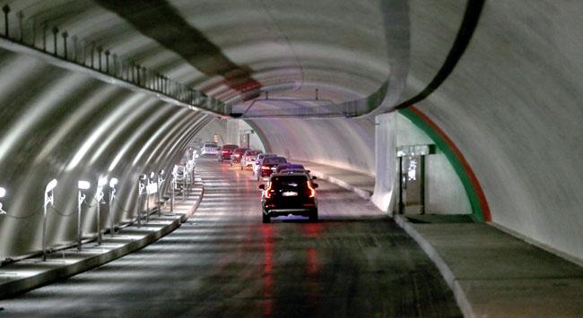 Avrasya Tüneli'ne ABD'den 'Dünyanın en iyi tünel projesi' ödülü