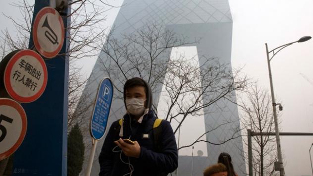 Çin'de hava kirliliği ile mücadele