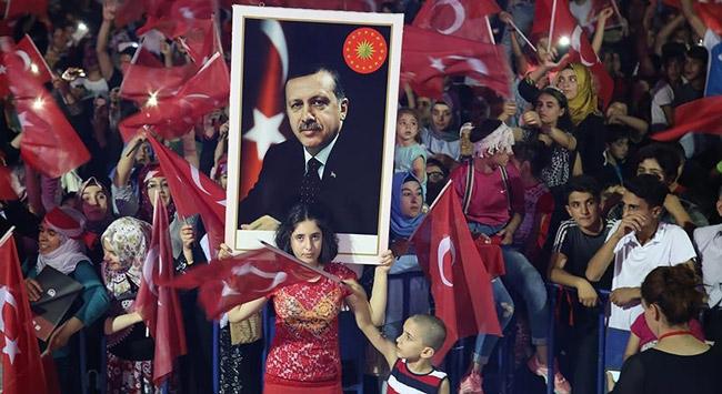 Açe'de 'TürkiyeDarbeErdoğan' toplantısı