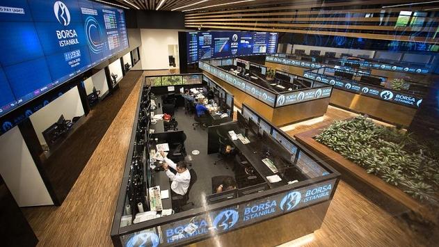 Haftanın ilk işlem gününde Borsa yükselişle başladı