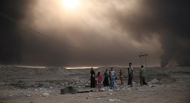 BM duyurdu: DEAŞ 295 sivili kaçırdı