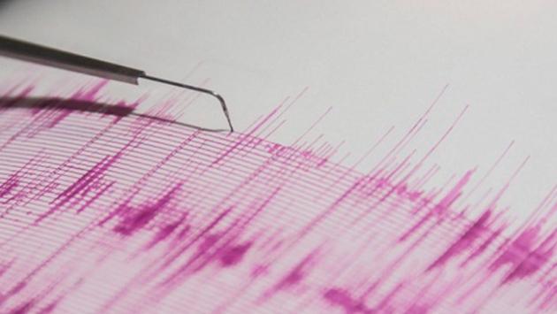 ABD'de 5 büyüklüğünde deprem
