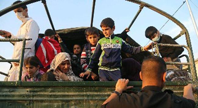 Musul'da 37 bin kişi evlerini terk etmek zorunda kaldı