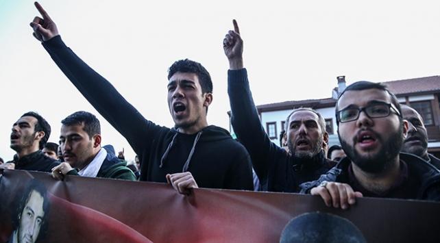 İsrail'in 'ezan yasağı'na Ankara ve İstanbul'dan protesto
