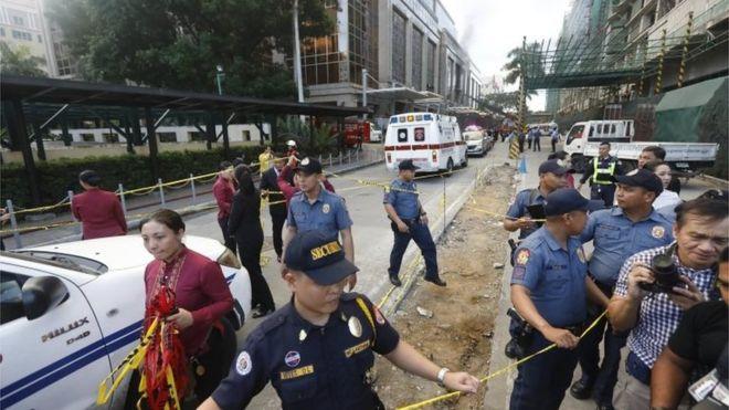Resorts World Manila: Kumarhane kompleksinde en az 36 ceset bulundu
