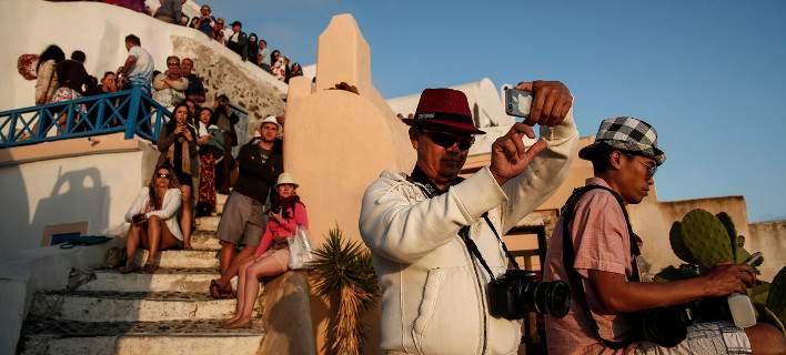 2017'de Yunanistan'da 26 Milyon Turist Bekleniyor
