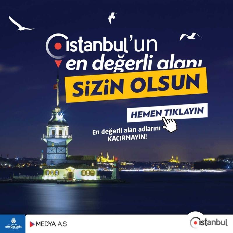 İstanbul Premium Domainleri Satışa Çıktı