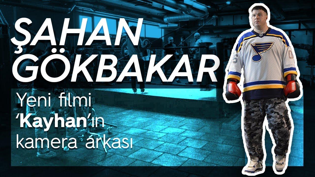 Şahan Gökbakar'ın yeni filmi 'Kayhan'ın kamera arkası görüntüleri!