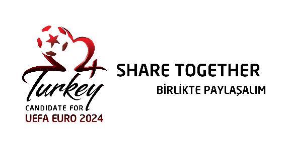 EURO 2024 adaylık logo ve sloganı tanıtıldı