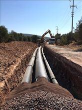 İzmir'de Yarım asırlık borular yenilenecek