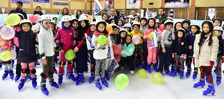 Karneni Getir Buzda Kay festivali sona erdi