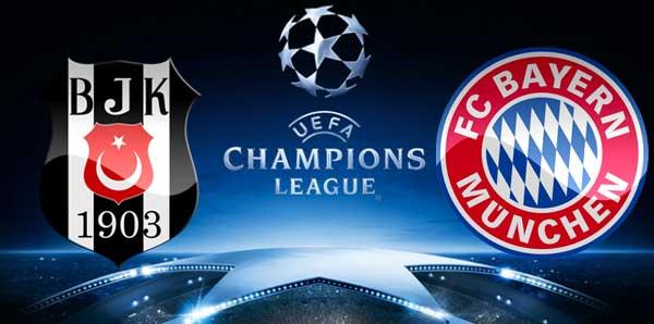 Beşiktaş Bayern Münih Rövanş maçı ne zaman, saat kaçta, hangi kanalda?