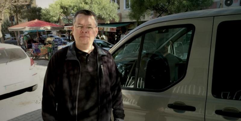 2016 darbe girişiminde ABD papazı Andrew Brunson için müebbet istiyor