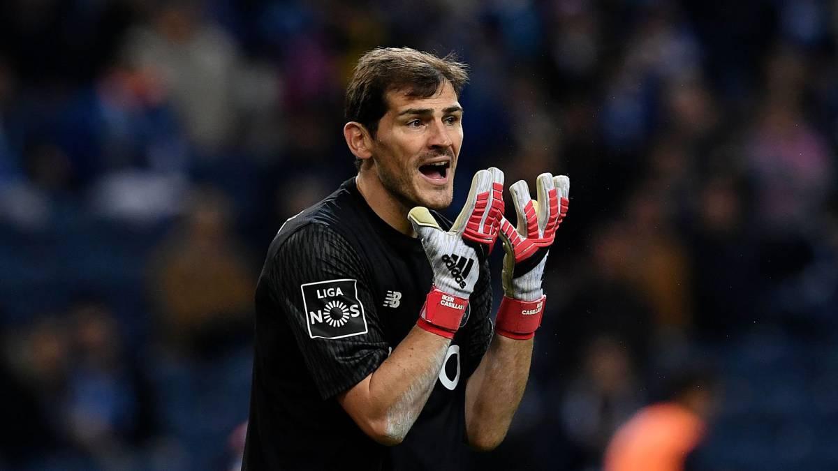 Iker Casillas, kariyerinin 1000. maçına çıktı