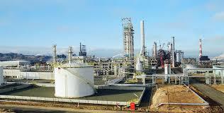 Türkmenistan'ın Hazar kıyısında karbamid fabrikası yapımında kaydedilen ilerleme