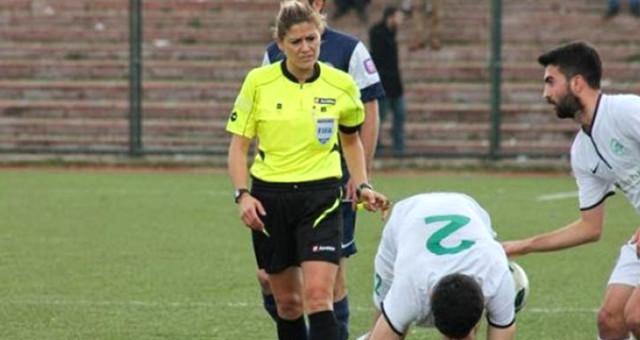 UEFA'dan Meliz Özçiğdem'e görev