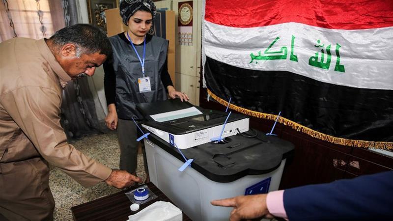 Iraklılar ISID yenilgisinden bu yana ilk seçimlerde oy kullanıyorlar