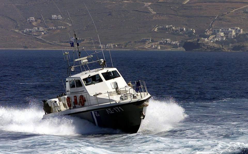 Mülteciler Düzinelerce Göçmenler Lesvos Kıyısı'ndan Bulundu