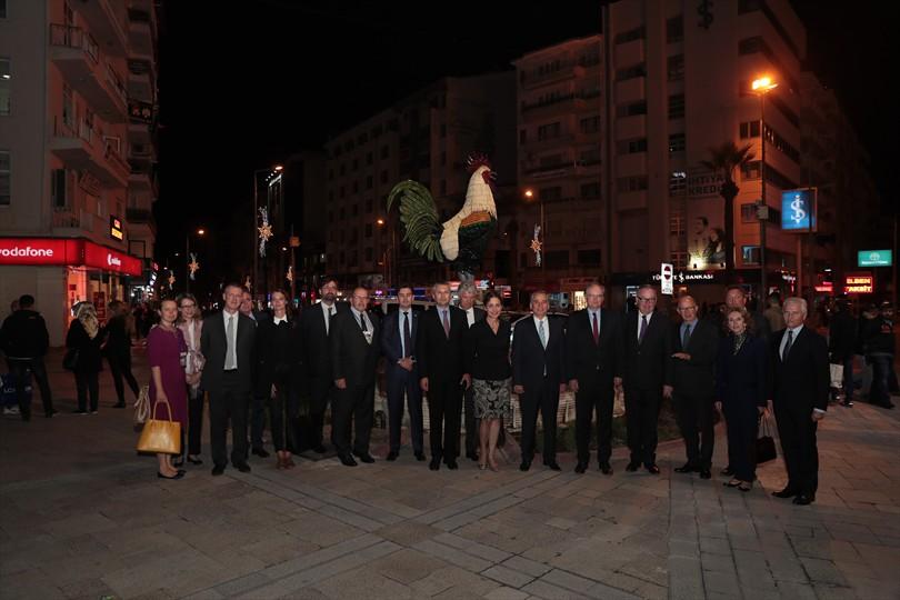 Denizli BB Başkanı Zolan; Avrupa ile iç içe olan dinamik bir şehiriz