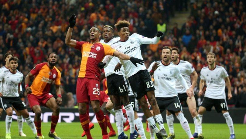 Benfica Galatasaray maçı saat kaçta hangi kanalda? Galatasaray nasıl tur atlar?