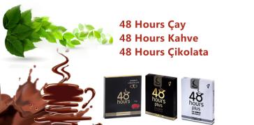 48 Hours Gold Çikolata Yorumları ve 48 Hours Gold Kahve Nasıl İçilir.